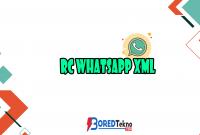 RC Whatsapp Xml